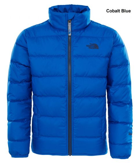 The North Face Boys Andes Jacket - Down Filled Kids Coat